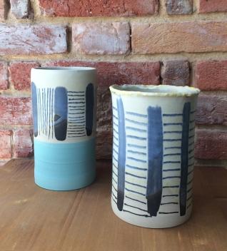 vase-ceramique-bianina-triba-gres-bleu
