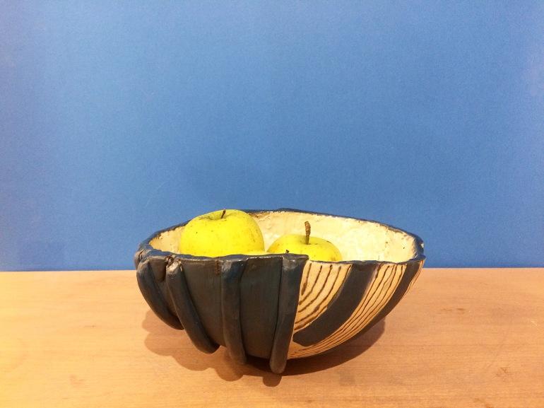 corbeille-ceramique-bianina-eko-gres-bleu-cote