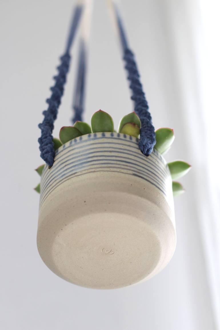pot-fait-main-ceramique-macrame-bianina-cactus-dore-rennes
